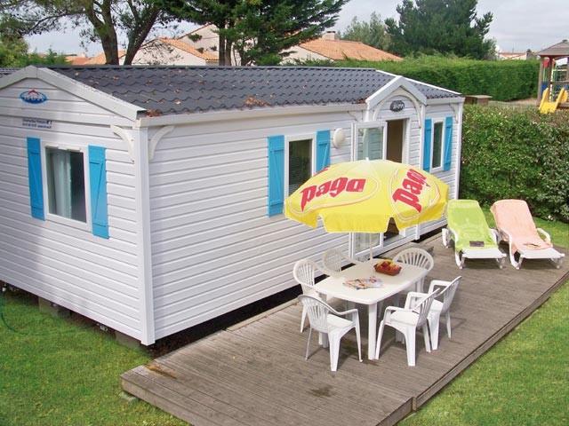 Brem-sur-Mer Mobil Home